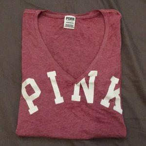PINK short sleeve tee 💖